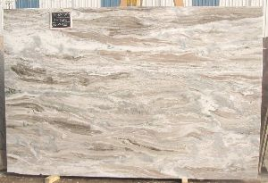 Brown Fantasy Marble 07