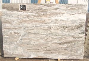 Brown Fantasy Marble 08