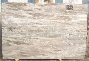 Brown Fantasy Marble 13