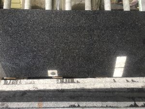 Rajasthan Black Granite Slabs 04