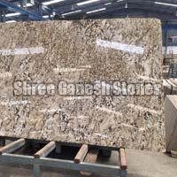 Alaska Gold Granite Slabs 03