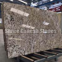 Alaska Gold Granite Slabs 02