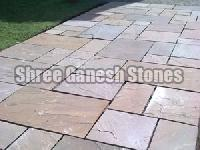 Autumn Brown Paving Stone
