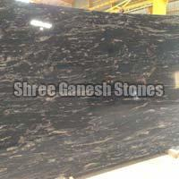 Black Fantasy Granite Slabs