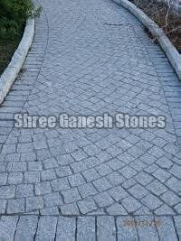 Blue Granite Cobbles