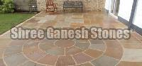 Camel Dust Paving Stone 03