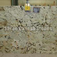 Exotica Gold Granite Slabs 02