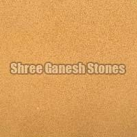 Jaisalmer Yellow Shot Blasted Sandstone