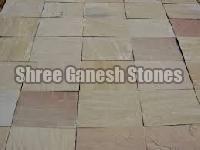 Raj Green Paving Stones 02