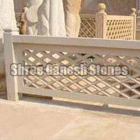 Sandstone Jaali