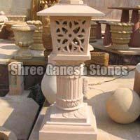 Sandstone Lamps
