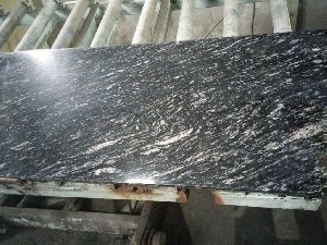 Zebra Black Marble Slabs 01