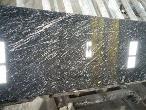 Zebra Black Marble Slabs 02