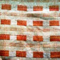 Earthy Brown Vintage Fabrics 01