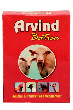 Arvind Batisa Supplements