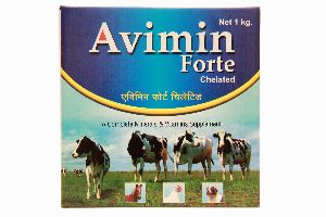 Avimin Forte Chelated Supplements