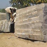 Granite Blocks 01