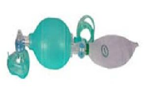 Anesthesia Equipments - AMBU BAG SILICONE RESUSCITATOR