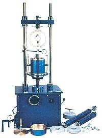 Laboratory CBR Test Apparatus