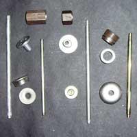 Pump Knob and Rods