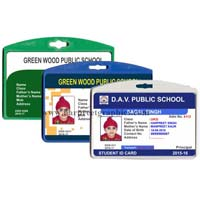 Sticky School ID Promotional Cards