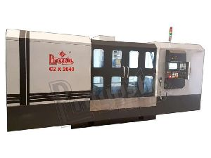 Jumbo CNC Surface Grinding Machine