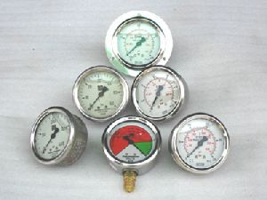Concrete Pump Hydraulic Meter