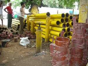 Concrete Pump Pipelines