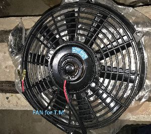 Transit Mixer Fan