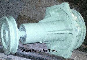 Transit Mixer Water Pump
