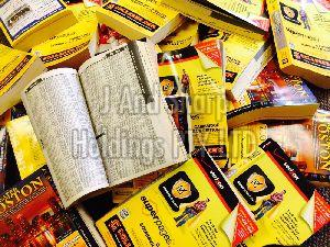 Over Issue Yellow Phone Books