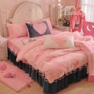Designer Bed Sheet 01 ...