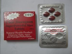 Oto Chao Jimengnan Super Powerful Man Tablets