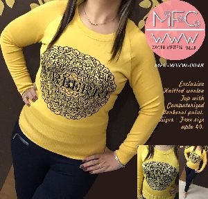 MFC 004B Woollen Top