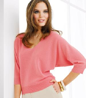 Cashmere Ladies Sweaters