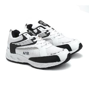 Mens Black & White Shoes 01