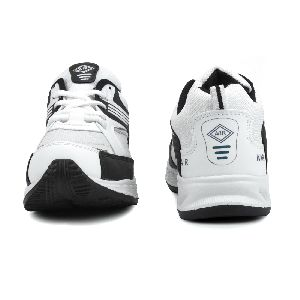 Mens Black & White Shoes 02