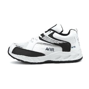 Mens Black & White Shoes 03