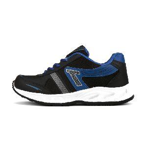 Mens Black & Blue Shoe 03