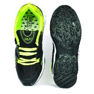 Mens Black & Yellow Shoes 04