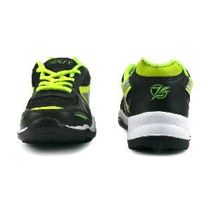 Kids Black P Shoes 02
