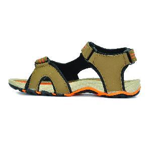 SDZ-106 Mens Mouse & Orange Sandal 01