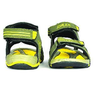 SDZ-106 Mens Mouse & Yellow Sandal 02
