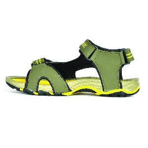 SDZ-106 Mens Mouse & Yellow Sandal 03