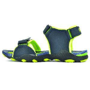 SDZ 119 Mens Mehndi & Yellow Sandals 01