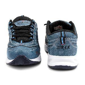 ZX 1 Mens Denim Blue Shoes 03