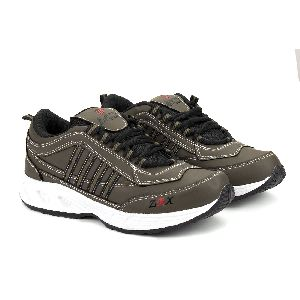 ZX 1 Mens Mahendi & Black Shoes 05