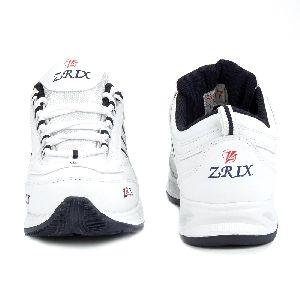 ZX 1 Mens White & Blue ShoeS 02