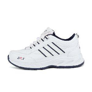 ZX 1 Mens White & Blue ShoeS 05