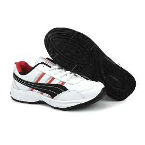 ZX 10 Mens White & Black Shoes